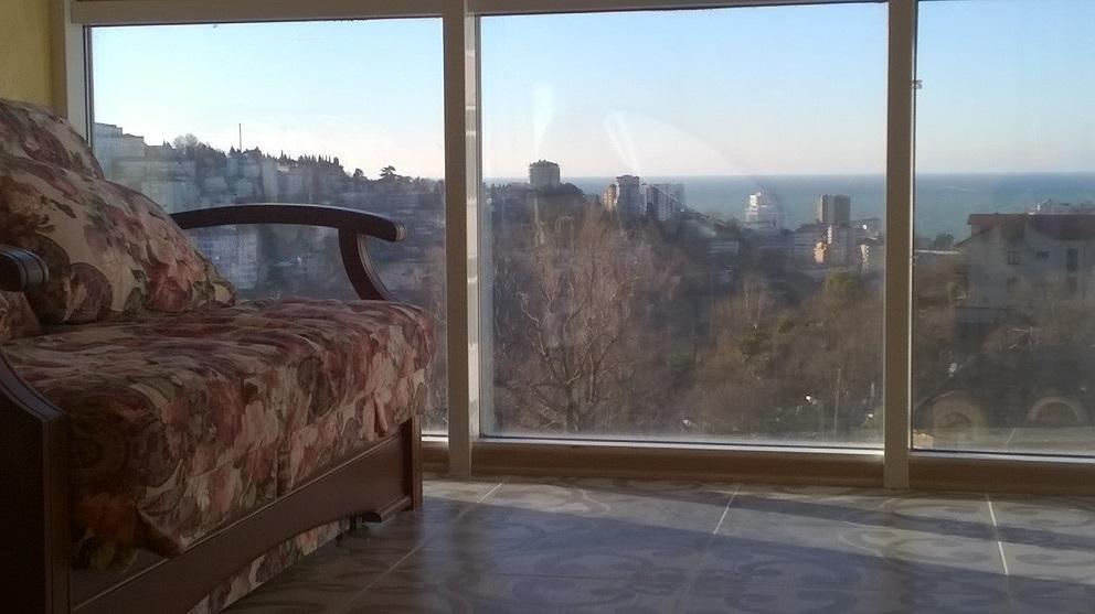 Продам - Шикарная  студия  с панорамой  на  море  и  город -Альпийская  - цена: 8000000