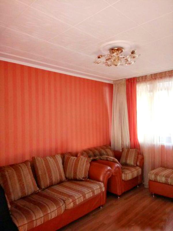 Сдам - 2-комн. квартира ( с жил. лоджией )  , 52 кв.м , 5/5 эт.  -пер.Донской - цена: 26000