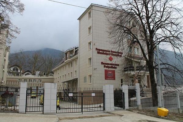 Больница детская номер 21