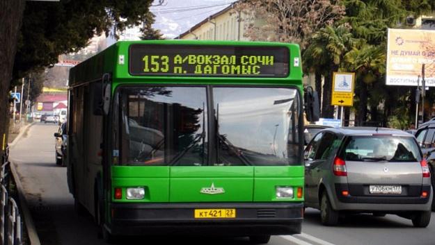 того, что автобус до сочи из минска рамках