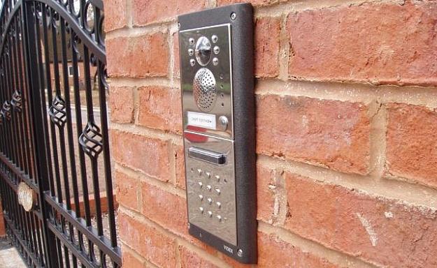 домофон для входной двери в частный дом