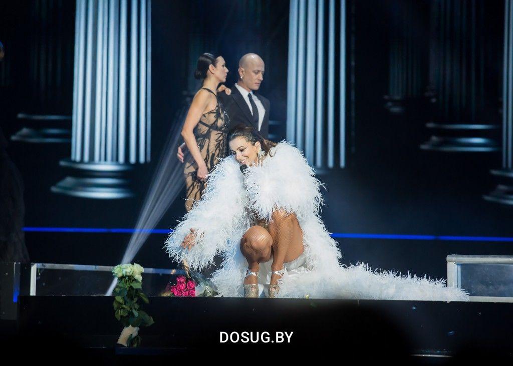 Новое шоу DIVA Ани Лорак - это фантастическая музыкальная история...