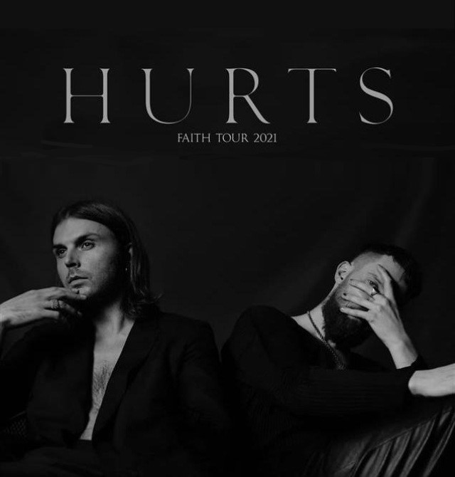 Афиша Сочи: HURTS. FAITH TOUR 2021