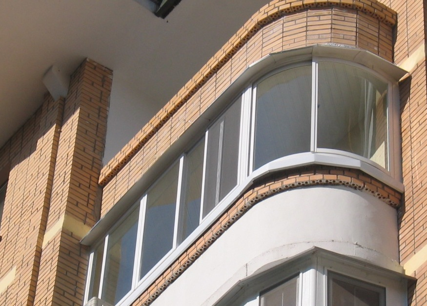Балкон остекление в коломне. пластиковые окна +7 (925) 80-21.