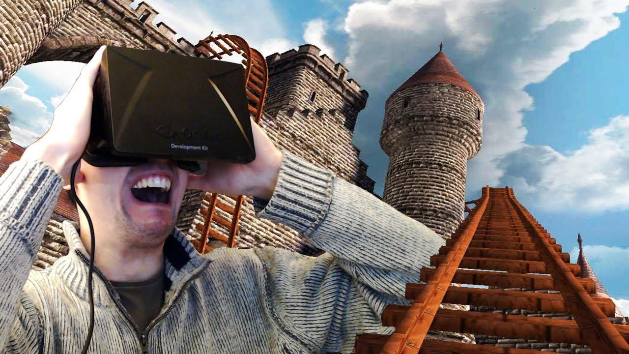 Аттракционы виртуальной реальности картинки будете