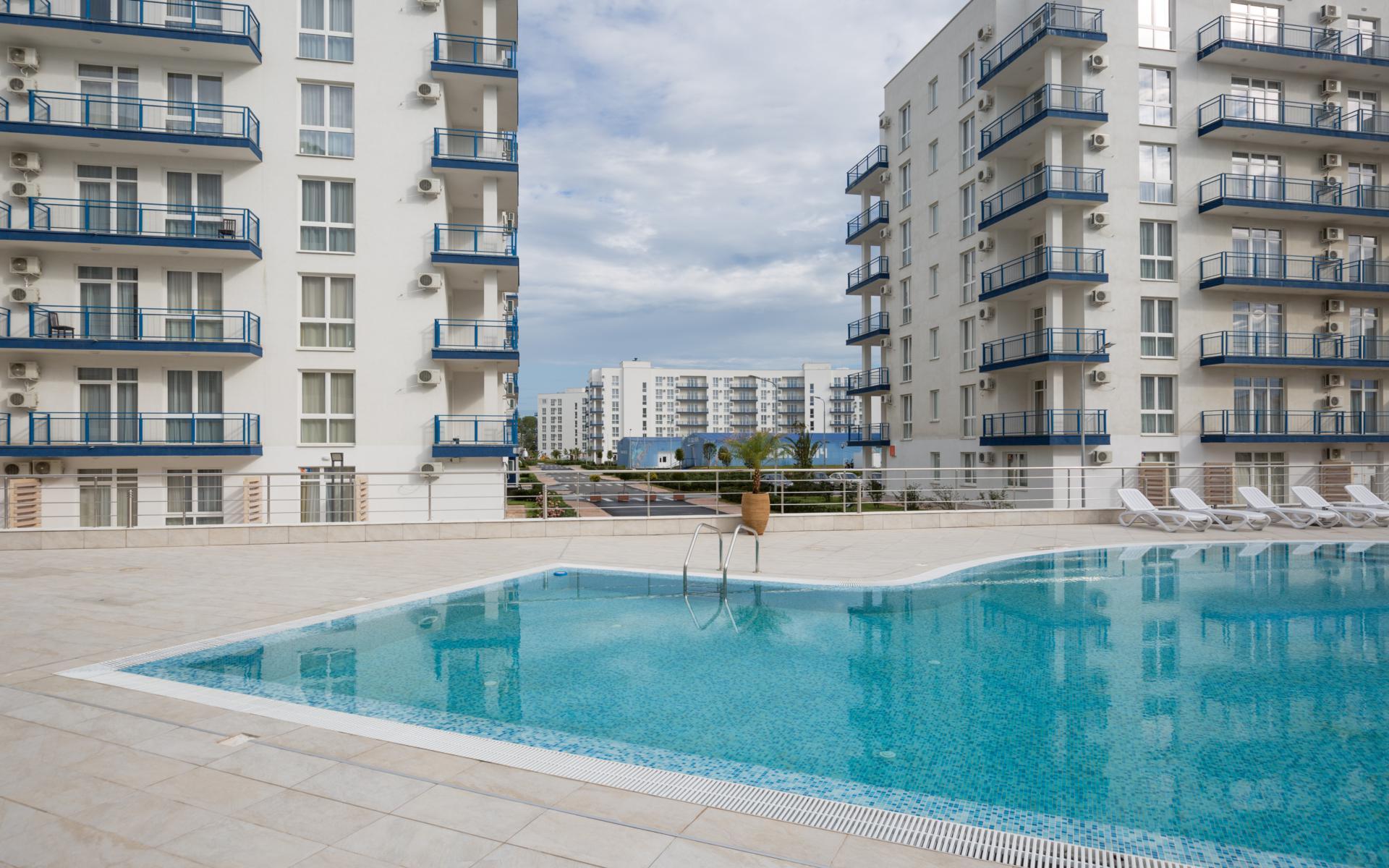Affitto appartamento a Sanremo, sulla riva del mare