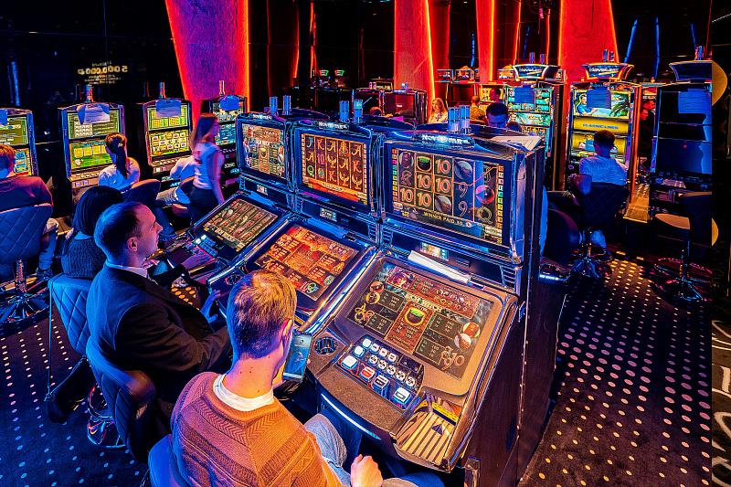 Музей советских игровых автоматов фото